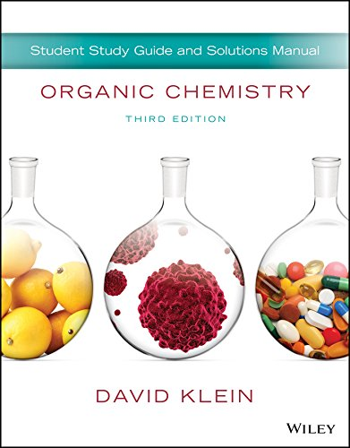 Organic Chemistry:  3rd 2017 9781119378693 Front Cover
