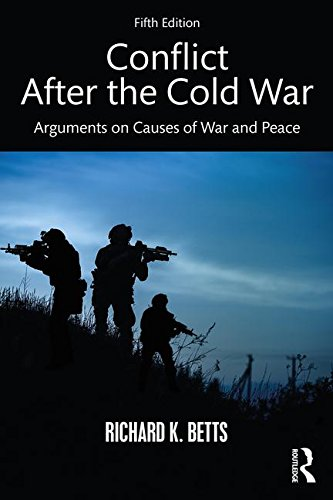 Conflict After the Cold War: Arguments on Causes of War and Peace  2017 9781138290693 Front Cover