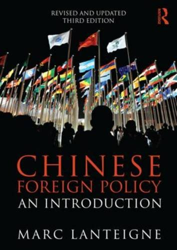 Chinese Foreign Policy An Introduction 3rd 2016 (Revised) 9781138935693 Front Cover