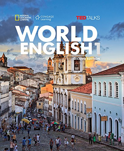 World English 1  2nd 2015 (Student Manual, Study Guide, etc.) 9781285848693 Front Cover