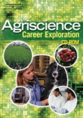 Agriscience Career Exploration   2007 9781401879693 Front Cover
