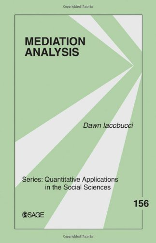 Mediation Analysis   2008 edition cover