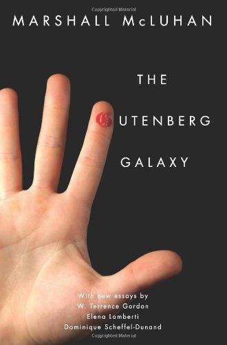 Gutenberg Galaxy   2011 edition cover