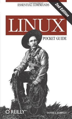 Linux Pocket Guide  2nd 2012 edition cover