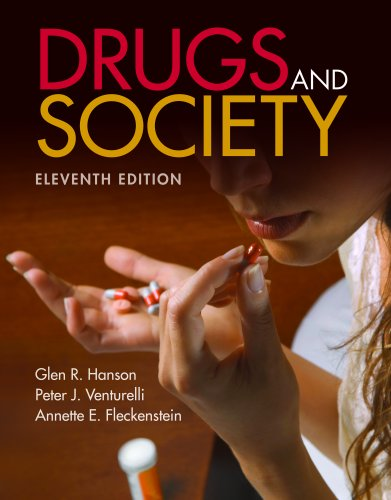 Drugs and Society  11th 2012 edition cover