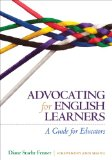 Advocating for English Learners A Guide for Educators  2014 edition cover