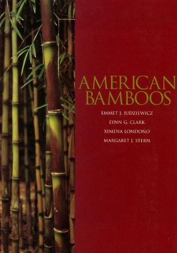 American Bamboos  N/A 9781560985693 Front Cover