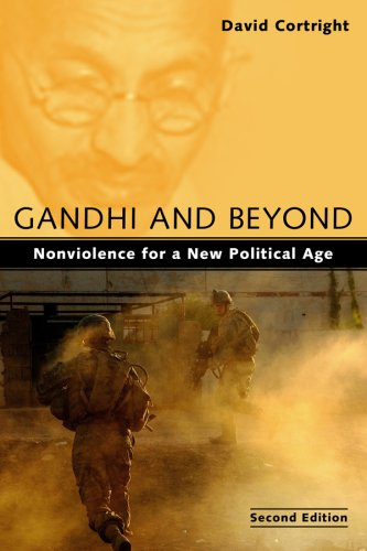 Gandhi and Beyond Nonviolence for a New Political Age 2nd 2010 (Revised) edition cover