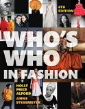 Who's Who in Fashion  6th 2014 edition cover