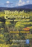 WEEDS OF CALIFORNIA AND OTHER WESTERN STATES:   2007 edition cover