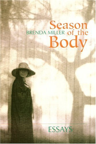 Season of the Body Essays  2002 edition cover