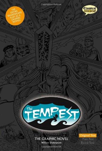 Tempest   2009 (Unabridged) edition cover