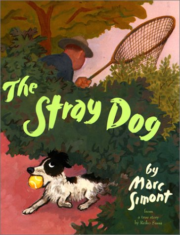 Stray Dog   2001 edition cover
