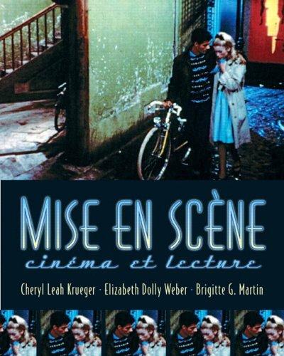 Mise en Scene Cinima et Lecture  2006 edition cover