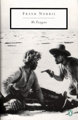 McTeague A Story of San Francisco  1994 edition cover