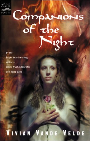 Companions of the Night   2002 9780152166694 Front Cover