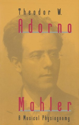 Mahler A Musical Physiognomy Reprint 9780226007694 Front Cover