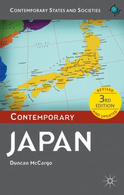 Contemporary Japan  3rd 2013 (Revised) edition cover