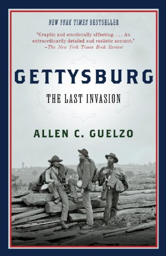 Gettysburg The Last Invasion N/A edition cover