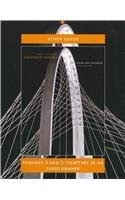 Student Study Guide for University Physics Volumes 2 And 3 (Chs. 21-44)  13th 2012 (Revised) edition cover