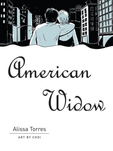 American Widow   2008 edition cover