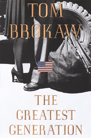 Greatest Generation   1998 (Large Type) edition cover