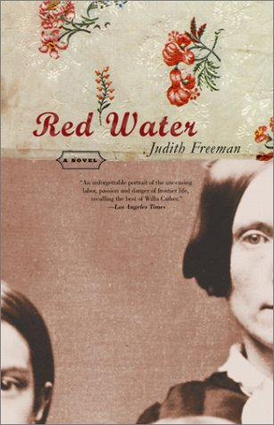 Red Water A Novel Reprint edition cover
