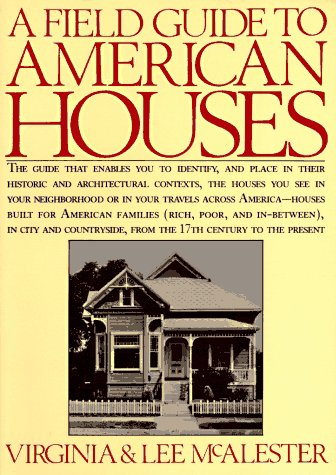 Field Guide to American Houses   1984 edition cover