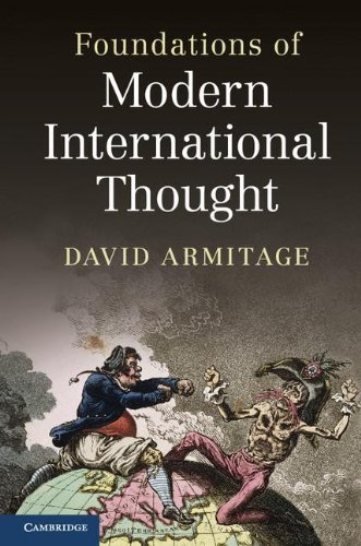 Foundations of Modern International Thought   2012 edition cover