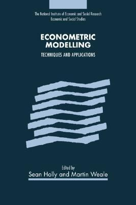 Econometric Modelling Techniques and Applications  2000 9780521650694 Front Cover