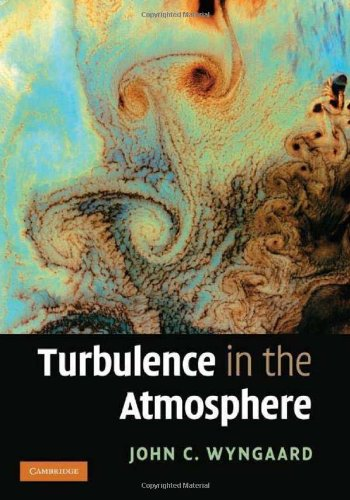 Turbulence in the Atmosphere   2009 edition cover