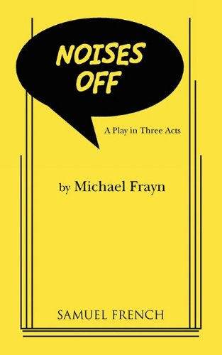 Noises Off:  2011 edition cover