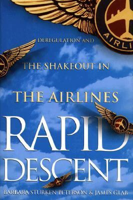 Rapid Descent  1994 9780671760694 Front Cover