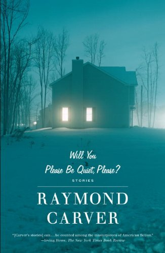 Will You Please Be Quiet, Please? Stories N/A edition cover