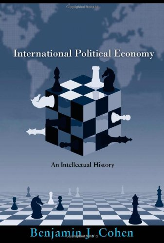 International Political Economy An Intellectual History  2008 edition cover