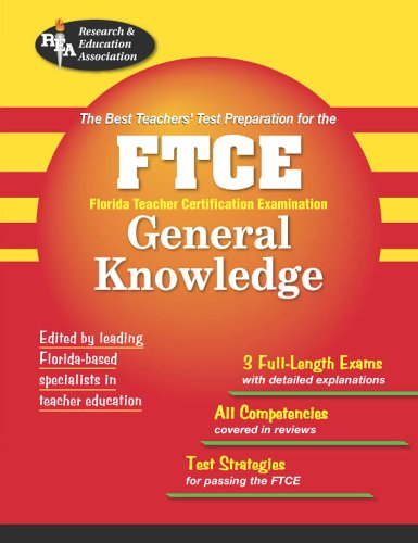 FTCE General Knowledge  N/A edition cover