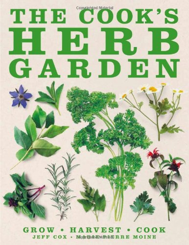 Cook's Herb Garden  N/A edition cover