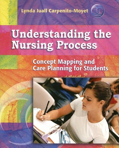 Understanding the Nursing Process Concept Mapping and Care Planning for Students  2007 edition cover