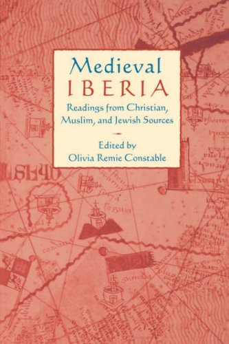 Medieval Iberia Readings from Christian, Muslim, and Jewish Sources  1997 edition cover