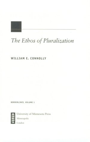 Ethos of Pluralization  N/A 9780816626694 Front Cover
