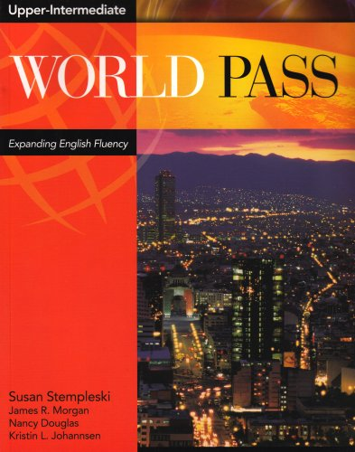World Pass Expanding English Fluency  2006 edition cover