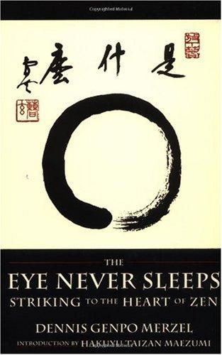 Eye Never Sleeps   1991 9780877735694 Front Cover