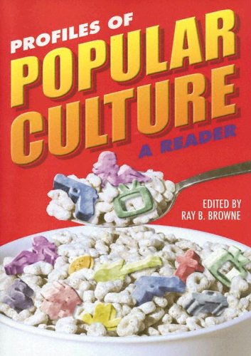 Profiles of Popular Culture A Reader  2005 edition cover