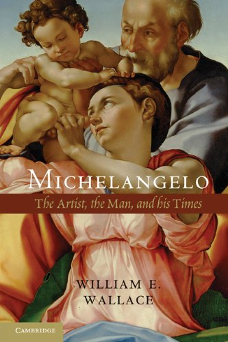 Michelangelo The Artist, the Man and His Times  2011 edition cover