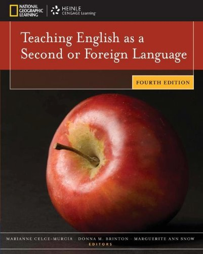 Teaching English As a Second or Foreign Language  4th 2014 9781111351694 Front Cover