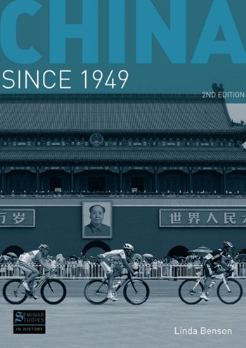 China Since 1949  2nd 2010 (Revised) 9781408237694 Front Cover