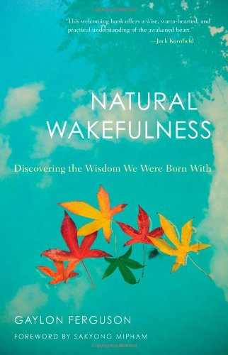 Natural Wakefulness Discovering the Wisdom We Were Born With  2010 edition cover