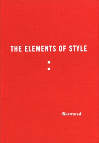 Elements of Style   2005 edition cover