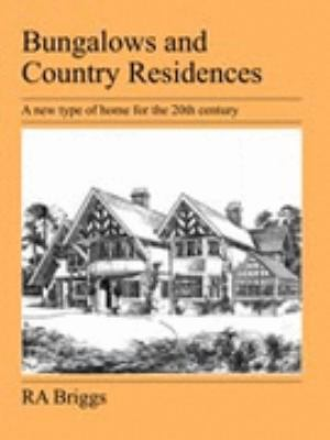 Bungalows and Country Residences N/A edition cover