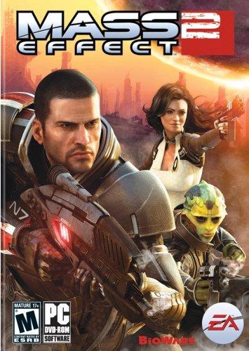 Mass Effect 2 Windows XP artwork